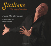 SICILIANE. The songs of an island - Laboratorio '600 - Pino Di Vittorio