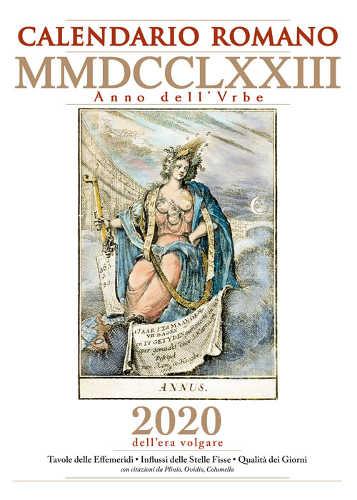 calendario romano 2020