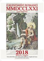 calendario romano 2018