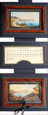 calendario trittico a parete
